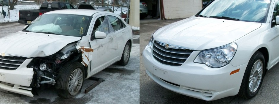 Before And After Auto Repair